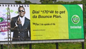 Glo Advertising In Abuja